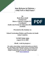 NCERT Pakistan Paper BRJ