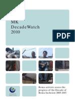 Decade Watch 2010 Macedonia En