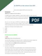 Configuration Du DMVPN Sur Des Routeurs Cisco 2951