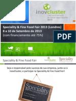 Apresentação_Speciality & Fine Food Fair