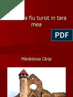 ROMANIA - Vreau sa fiu turist in tara mea