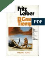 Leiber, Fritz - El Gran Tiempo
