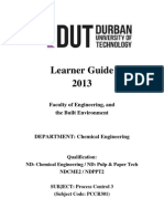 Study Guide Instrumentation Process Control