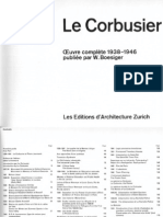 Le Corbusier Complete Works in Eight Volumes Vol. 4 - 1938-1946