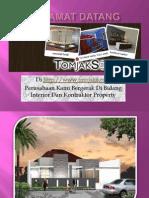Desain Rumah Surabaya Presentation by Tomjaks