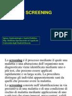 Epi 12 - Lo Screening