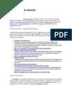 4 Definiciónes de método.docx