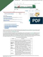 Herramientas de Evaluación de una exposición oral - Monografias