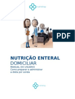 Manual de Orientacao Nutricional Enteral Em Domicilio
