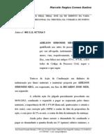 PEDIDO DE EXECUÇÃO DE SENTENÇA DE ADILSON SIMININI SIEG..doc