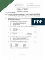 Biology(Eng) Ssc II