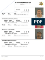 Peoria County booking sheet 07/22/13