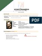 [Free Scores.com] Dewagtere Bernard 5 Duos 46391