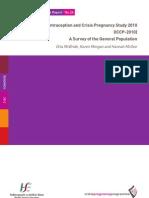 Iccp 2010 Report