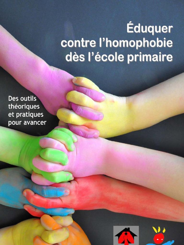 cbe4c90ae7c3d1 Eduquer contre l'homophobie dès l'école primaire