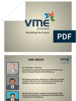 Vme Precast Pres Projects Ppt