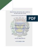 Guia de Dermatologia - SMS Campinas/SP