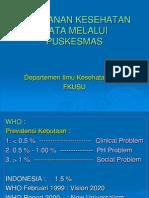 k21 Pelayanan Kesehatan Mata Melalui Puskesmas