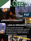 Contra El 'Halloween'