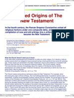 Bushby Tony - The Forged Origins of the New Testament