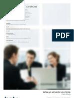 Case Study E-Learning, settore Information Security - Docebo e Modulo