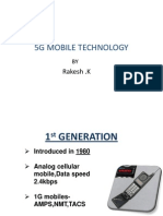 5g Technology Ppt Techybyte