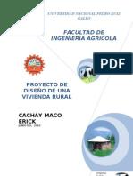 Proyecto Vivienda Rural