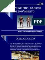 Principios Basicos Del Movimiento Franklin Moruchi