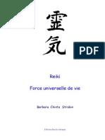 Strübin Barbara Chinta - Reiki Force universelle de vie