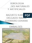 embalses hidrologia
