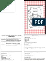 Caderno de Receitas Com Capa 2