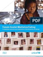 Female Genital Mutilation/Cutting