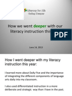 Literacy for All Success Stories 1
