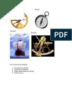 AstrolabioBrujula sextante