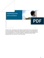 Transitioning to IPv6