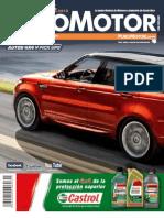 Revista Puro Motor 36 - AUTOS 4X4 Y PICK-UPS 2013