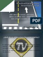 expo señalizacion horizontal, LUEGO DISTRIBUIMOS EL TRABAJO, LEER TODO
