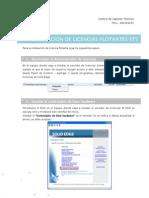 Configuración de Licencias Flotantes ST2