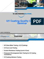 Ilfs Uv Coating Qc Seminar