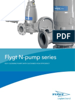 Flygt N-Pump Series