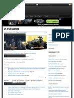 AT-RT Vs Halo Warthog