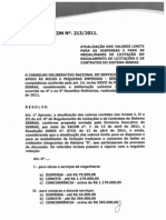 516_material de Estudo - Resolucao Cdn 2132011
