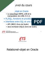 Oracle Objet