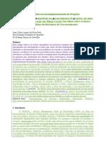 Modelo de Maturidade para Projetos de Mineração