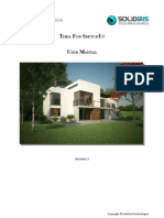 TheaForSketchUp MANUAL