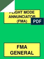 FMA Presentation - A320