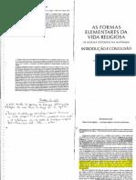 Durkheim Emile as Formas Elementares Da Vida Religiosa 1