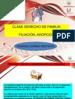 Clase Familia Filiacin Adopcin