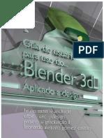 Guia Do Usuario Blender3D Aplicado Ao Design