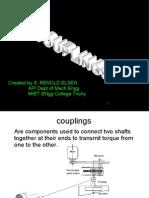 Coupling - A breif Study